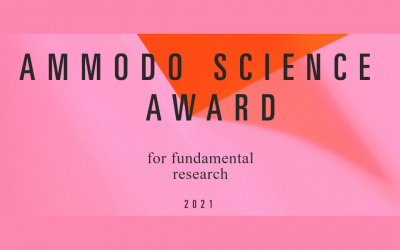 Floris de Lange wins Ammodo Science Award